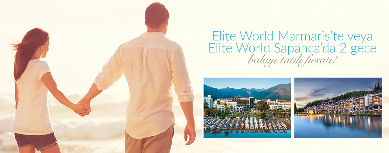 Elite World Europe Hotel Balayı Tatili